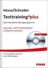 Testtraining plus, CD-ROM