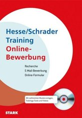 Training Online Bewerbung, m. CD-ROM