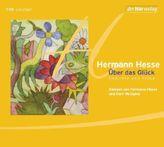 Über das Glück, 1 Audio-CD