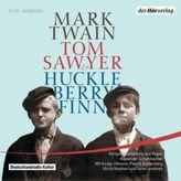Tom Sawyer & Huckleberry Finn, 5 Audio-CDs