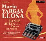 Tante Julia und der Kunstschreiber, 10 Audio-CDs