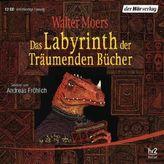 Das Labyrinth der träumenden Bücher, 12 Audio-CDs