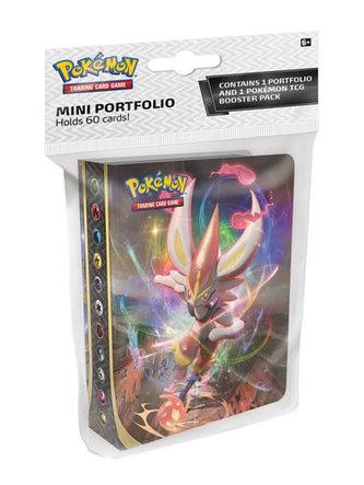 Pokémon TCG: SWSH02 Rebel Clash Mini Album