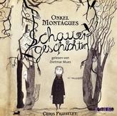 Onkel Montagues Schauergeschichten, 3 Audio-CDs