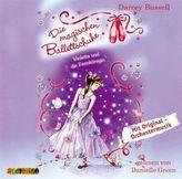 Die magischen Ballettschuhe - Violetta und die Feenkönigin, 1 Audio-CD