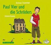 Paul Vier und die Schröders, 3 Audio-CDs