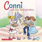 Meine Freundin Conni, Conni und das Hochzeitsfest, Audio-CD
