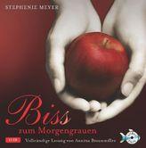Bis(s) zum Morgengrauen, 11 Audio-CDs