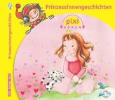 Pixi Prinzessinnengeschichten, Audio-CD