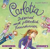 Carlotta - Internat und plötzlich Freundinnen, 2 Audio-CDs