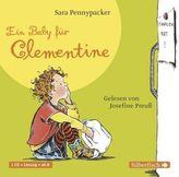 Ein Baby für Clementine, 1 Audio-CD