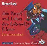 Lummerland, 2 Audio-CDs