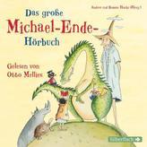 Das große Michael-Ende-Hörbuch, 4 Audio-CDs