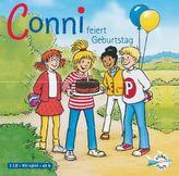 Meine Freundin Conni, Conni feiert Geburtstag, 1 Audio-CD