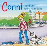 Meine Freundin Conni, Conni und der verschwundene Hund, 1 Audio-CD