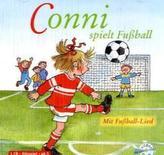 Conni spielt Fußball, Audio-CD