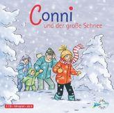 Meine Freundin Conni, Conni und der große Schnee, Audio-CD