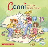 Meine Freundin Conni, Conni und der Ferienzirkus, 1 Audio-CD