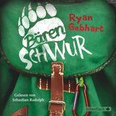Bärenschwur, 3 Audio-CDs