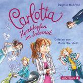 Carlotta - Herzklopfen im Internat, 2 Audio-CDs