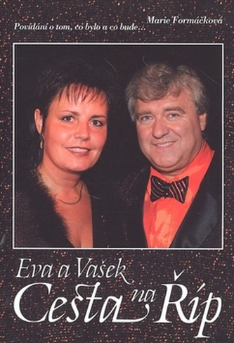 Eva a Vašek Cesta na Říp sobota 30.5.2009