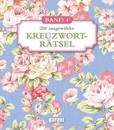 200 ausgewählte Kreuzworträtsel. Bd.4