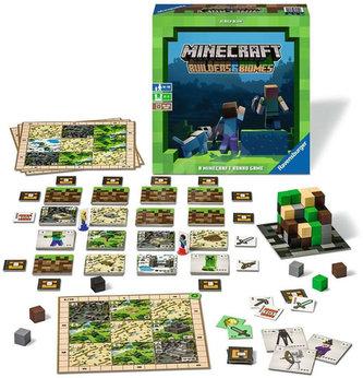 Minecraft - společenská hra