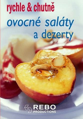 Ovocné saláty a dezerty