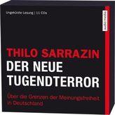 Der neue Tugendterror, 11 Audio-CDs