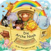 In der Bibel geht es rund: die Arche Noah