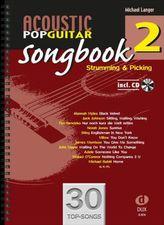 Acoustic Pop Guitar Songbook, m. Audio-CD. Vol.2
