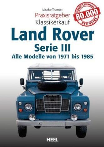Land Rover - Thurman, Maurice