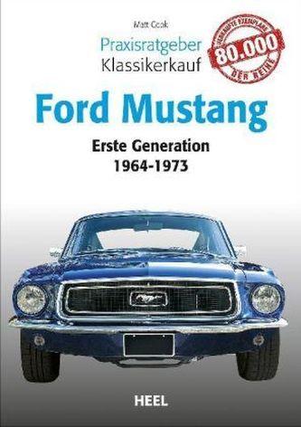 Ford Mustang - Cook, Matt
