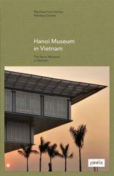 Hanoi Museum in Vietnam. The Hanoi Museum in Vietnam