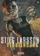 Die Millennium-Trilogie (Comic) - Verblendung. Buch.2