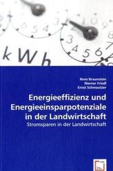 Energieeffizienz und Energieeinsparpotenziale in der Landwirtschaft