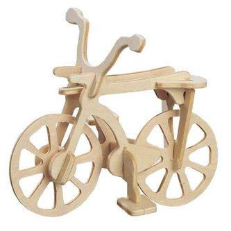 Woodcraft Dřevěné 3D puzzle puzzle kolo