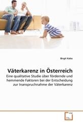 Väterkarenz in Österreich