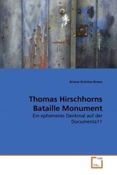 Thomas Hirschhorns Bataille Monument