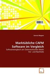 Marktübliche CAFM Software im Vergleich