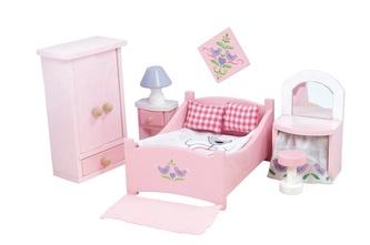 Le Toy Van Nábytek Sugar Plum ložnice
