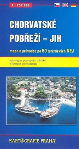 Chorvatské pobřeží - Jih