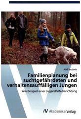 Familienplanung bei suchtgefährdeten und verhaltensauffälligen Jungen