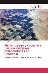 Mapas de uso y cobertura usando imágenes polarimétricas en Colombia