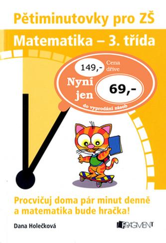 Pětiminutovky pro ZŠ Matematika - 3. třída