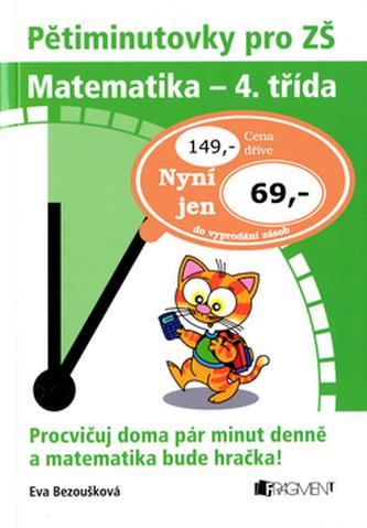 Pětiminutovky pro ZŠ Matematika - 4. třída