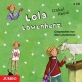 Lola Löwenherz, 3 Audio-CDs