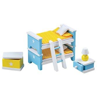Tidlo Dřevěný nábytek dětský pokoj