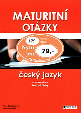 Maturitní otázky Český jazyk