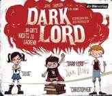 Dark Lord - Da gibt's nichts zu lachen!, 3 Audio-CDs
